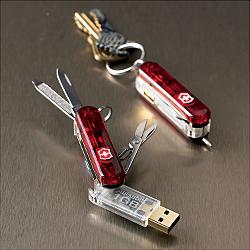 Swiss Army USB