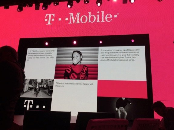Live from the T-Mobile Uncarrier 5 0 event! [Update