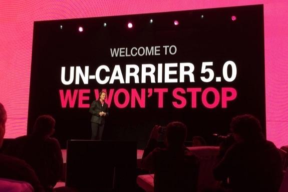 T-Mobile Uncarrier 5.0