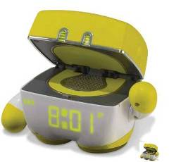 Tantrum Alarm Clock