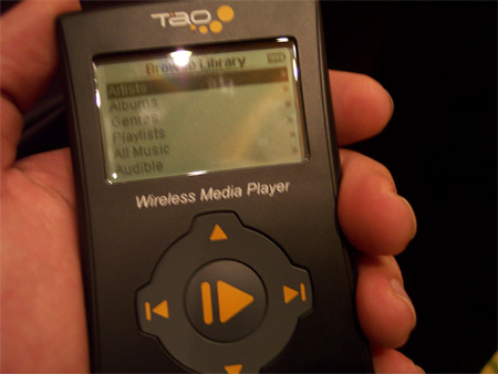 Tao Wireless Media Player