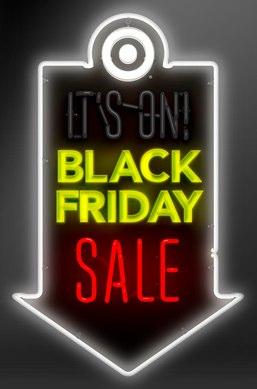 Target Black Friday 2012