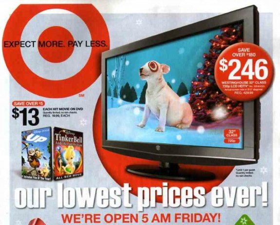 Target Black Friday Ad
