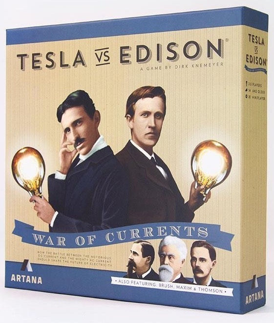 Tesla vs. Edison