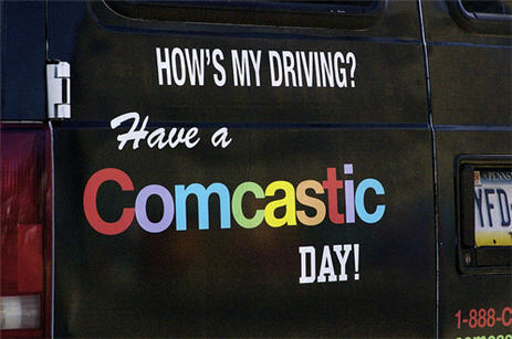 Comcast customer service