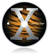 OS X Tiger Launch