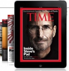 time magazine on ipad