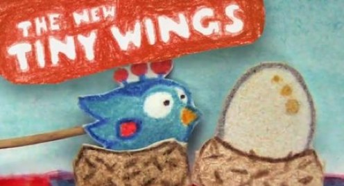 Tiny Wings 2 teaser