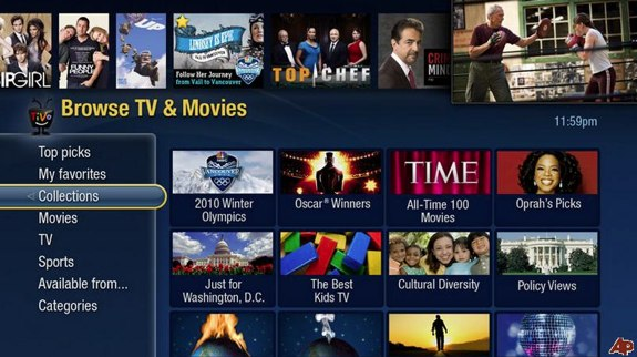 New TiVo Interface Leak