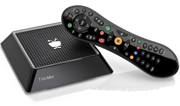 TiVo Mini with Remote