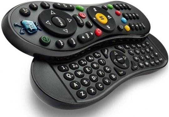 TiVo Slide Pro remote