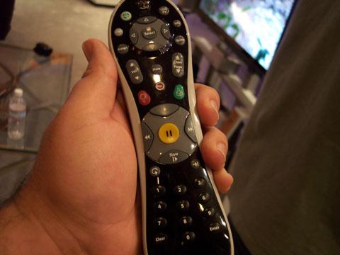 TiVo Series 3 Remote