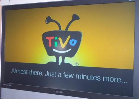 TiVo Booting