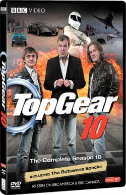 Top Gear 10 Giveaway