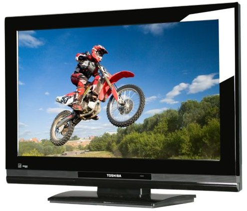 Toshiba 32AV502R LCD HDTV