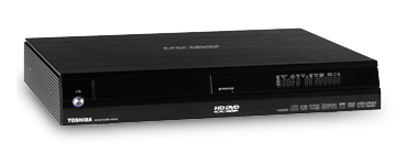 Toshiba hd dvd player