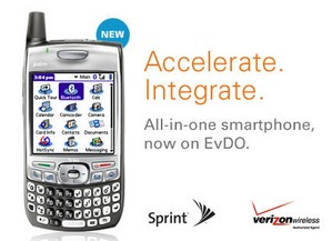 Treo 700p Verizon