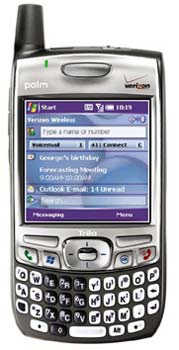 Palm Treo 700w