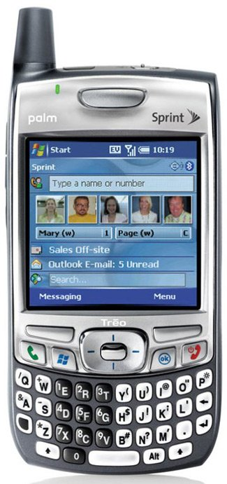 Sprint Treo 700wx