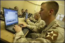 Soldiers Computing