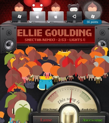 Turntable.fm iPhone