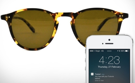 Tzukuri Eyewear iphone sunglasses