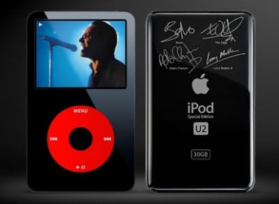 iPod U2