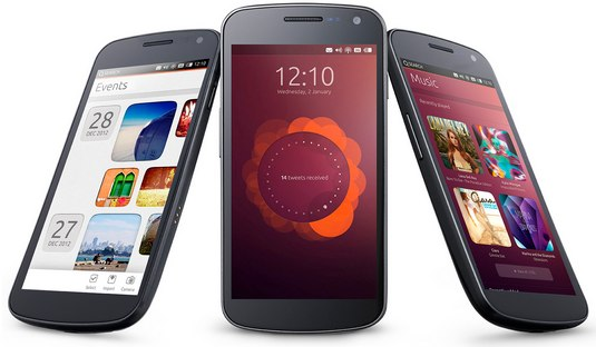 Ubuntu smartphone OS