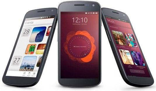 Ubuntu smartphone OS