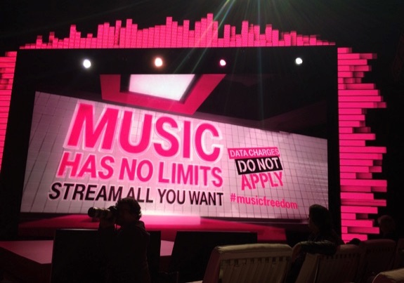 Uncarrier 6.0 music freedom