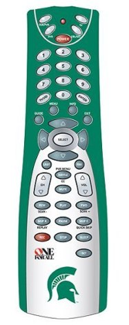 All-in-One University remote