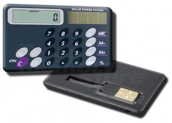 USB Card Disk Calculator