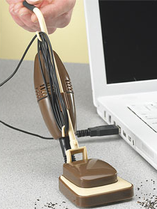USB Vacuum