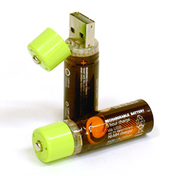 ReUSaBle Batteries