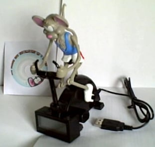 USB Exercising Mouse