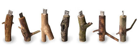 USB Sticks that are Sticks