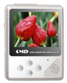 CMD V68 MP4 Player