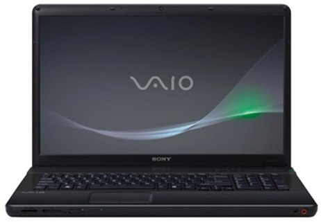 Sony VAIO VPCEC3AFX 17.3-inch Core i5