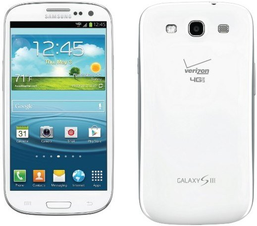 Verizon Galaxy S III