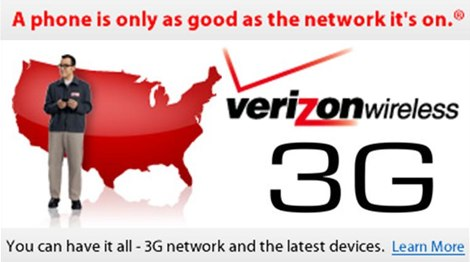 Verizon Wireless 3G