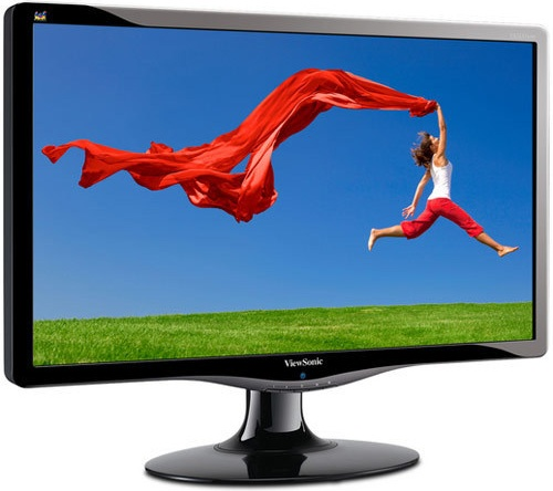 viewsonic va2431wm display monitor