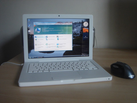 Vista MacBook