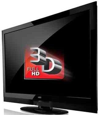 VIZIO XVT3D474SV HDTV