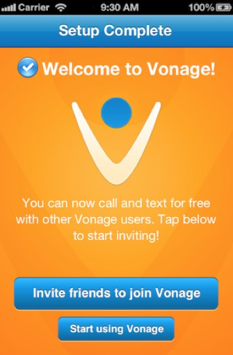 Vonage Mobile review