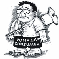Vonage Screwed