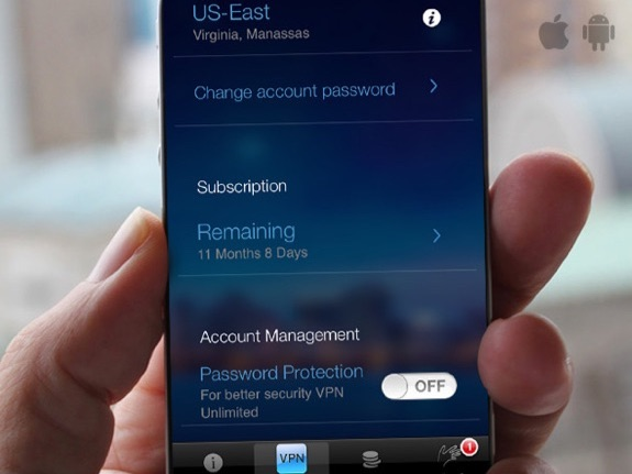 vpn unlimited app