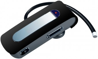 VR1 Bluetooth Headset is the first to record conversations