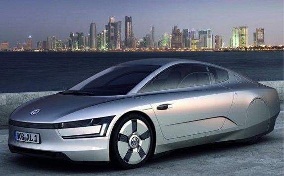 Volkswagen VW XL1 Concept