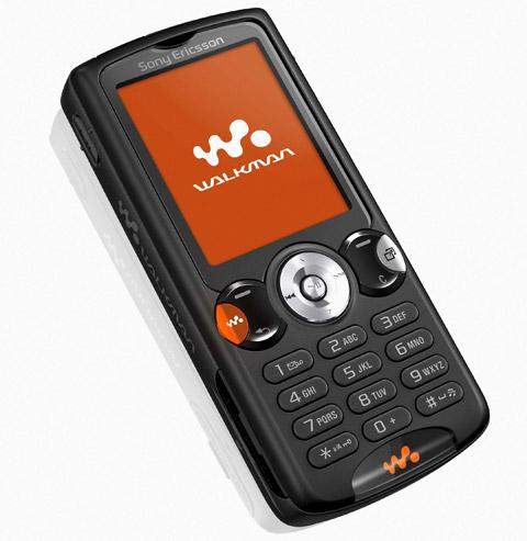 Walkman W810