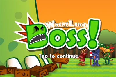 wackylands boss review